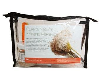 Pure & Natural Mineral Makeup Kit
