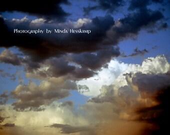 Ionic Skies, Sky, Clouds, Cloud Photography, Sky Photography, Modern, Wall art, Fine art, print, photo, photograph, photography, Nature
