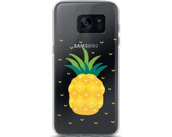 Pineapple Tropical Samsung Case