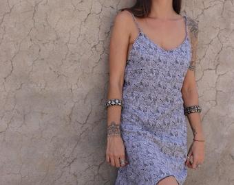 Luna dress <<<>>> Open-back Boho summer dress