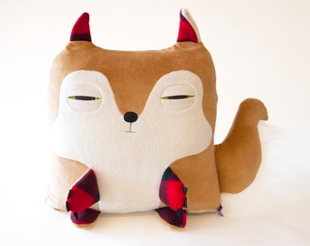 Squirrel Pillow