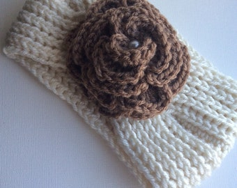 Crochet Headband, Ear Muff, Ear warmer