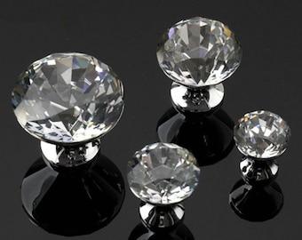 crystal furniture knobs. Crystal Furniture Knobs T