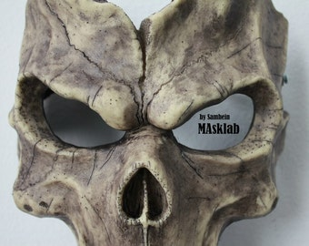 Darksiders Death mask inspired