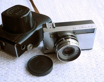 Zorki-10, Soviet rangefinder automatic camera