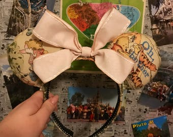 Winnie the Pooh inspired Ears