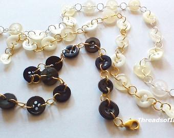 SALE Button Bracelet - Free Shipping!