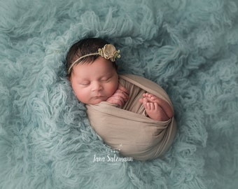 Fotoaccessoire hair-band, baby photograph, Prop, baby, baptism, Shooting, baby, Newborn, girl hair-band, baby hair-band, newborn child