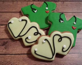 Dr/Nurse Cookies