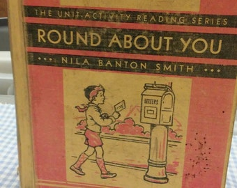 Round About You Unit Activity Reading Series Book