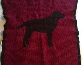 Labradore Retriever Blanket