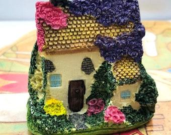 1 PC Decoration House Cottage Tiny Miniature Garden Plants Terrarium Doll House Ornament Fairy Decoration DH3818