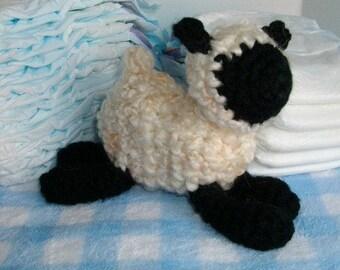 Amigurumi Pattern PDF Lovable Little Lamb