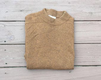 Botany mock neck sweater