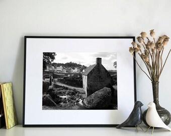 Pont Aven, Photographic Print, 5x7, 8x10