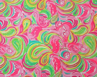 Lilly Pulitzer Art Etsy
