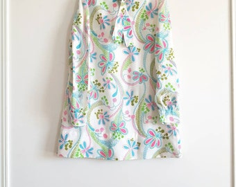 Vintage 1960s Girl's Dress
