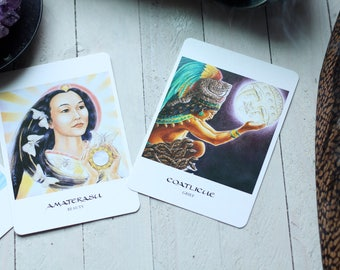 Goddess Oracle / one card reading