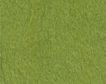 wool felting 7922 moss green
