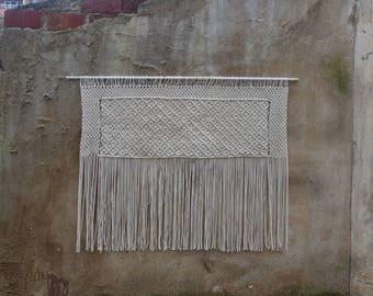 Large macrame wall hanging, bedroom wall hanging, macrame headboard, Home Decor tapestry, Bohomian home decor, boho wall art, Wedding decor