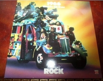 Vintage Vinyl LP Time Life Record Set 1966 Shakin' All Over The Rock N Roll Era Mint Condition