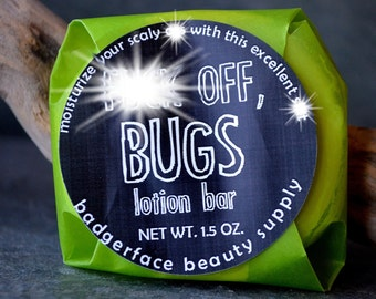 Natural Bug Repellent. Bug Spray. Bug Repellent Lotion Bar. Bug Repellant. Insect Repellent. Mosquito Repellent. Solid Bug Repellent.