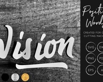 Vision SVG