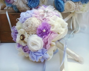 Bridal bouquet, purple bouquet , lilac bouquet bouquet, wedding bouquet, bridesmaid bouquet