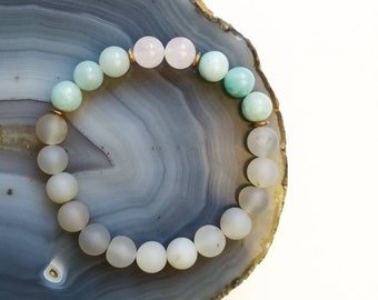 Heartlines Mantra Bracelet