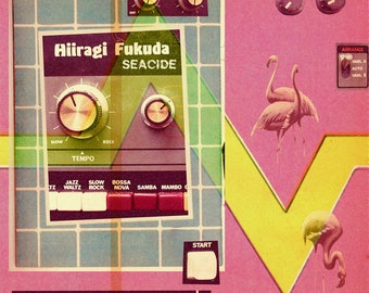 LP - Hiiragi Fukuda-Seacide- Mint-    Trouble in mind records- USA