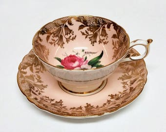 Vintage Paragon Cup & Saucer