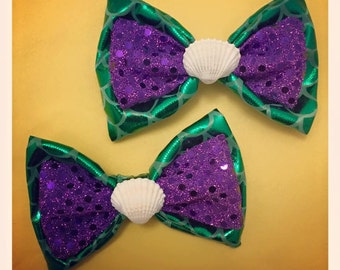 Mermaid bow