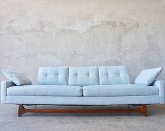 Adrian Pearsall Style Sofa.