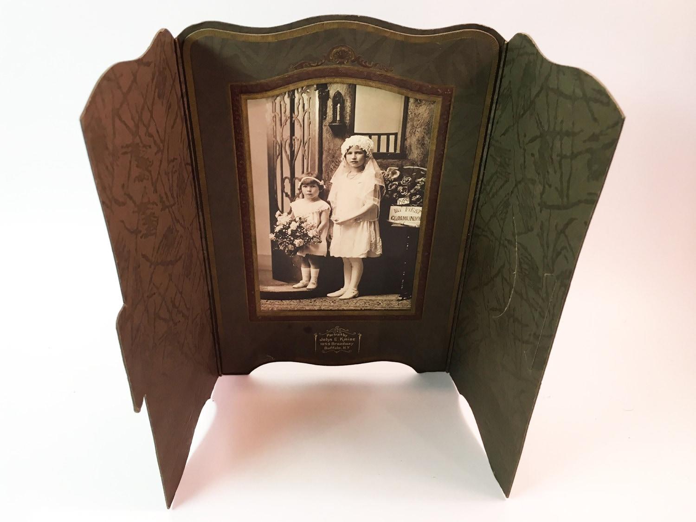 Picture Frame Old Photos Vintage Frame Cardboard Frame Paper Frame ...