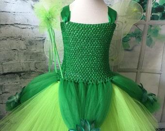Tinkerbell tutu, Tinkerbell tutu dress, Tinkerbell costume, Fairy tutu, Fairy dress, Fairy costume, Fairy tutu dress, Tinkerbell dress
