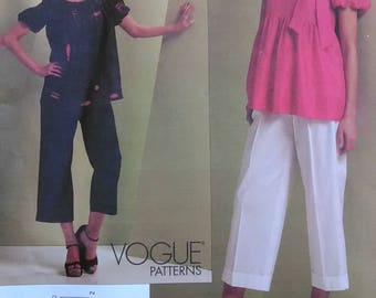 B-Vogue #V1111 UNcut pattern