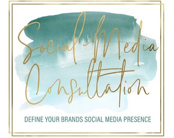 Social Media Branding Consultation, social media branding