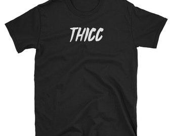 THICC Meme Paint Shirt