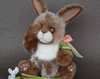 Easter bunny Bernie