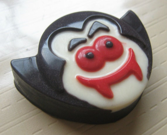 Dracula design chocolate covered sandwich cookie chocolate covered oreo one dozen