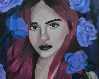In My Dreams - Original Artwork
