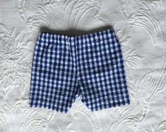 Boys Shorts, Size 6 months to size 8!  Made in the USA, under twenty dollars,