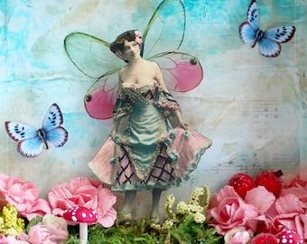 Paper Fairy Shrine No. 1