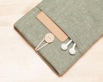 ipad mini 4 case / ipad mini cover / ipad mini sleeve -  Oregano -