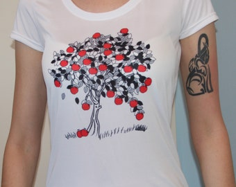 Apple Tree T-shirt or Tank Top