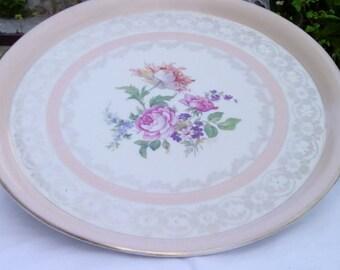 Vintage Limoges serving platter, plate or tray
