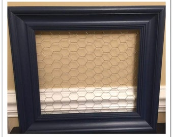 Rustic Frame Decor