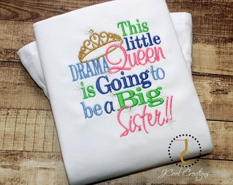 Big Sister Shirt - Big Sister Gift, Big Sister Dress, Big Sister Announcement, Sibling Outfits, Big Sister Little, Big Sis Shirt, Baby Gift