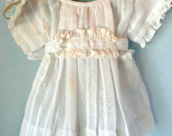 """One of a Kind Doll Dress for 22"""" Doll"""