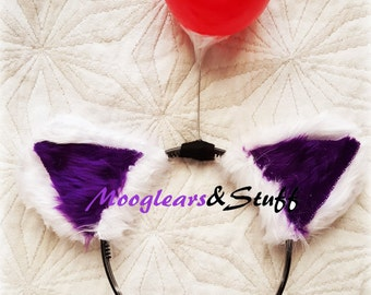 Moogle Ears headband